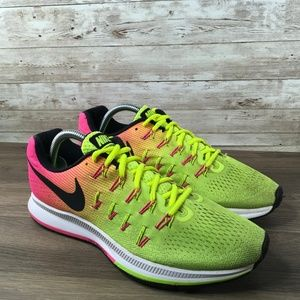 Nike Zoom Pegasus 33 Rio Olympic Limited Edition